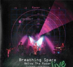 Breathing Space Below The Radar - Live album cover