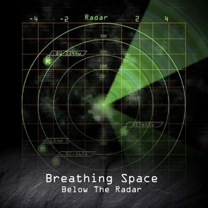 Breathing Space - Below the Radar CD (album) cover