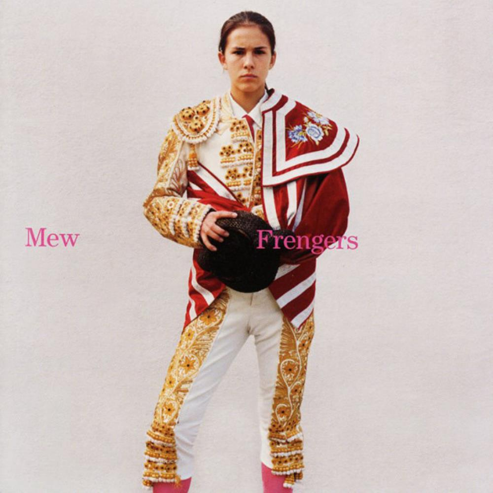 Frengers by MEW album cover