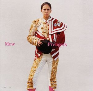 Mew - Frengers CD (album) cover