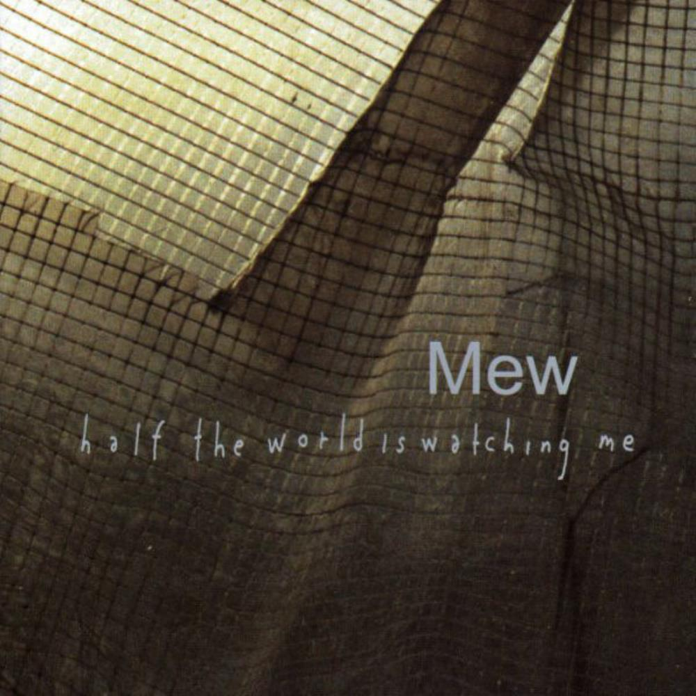 Mew - Half The World Is Watching Me CD (album) cover