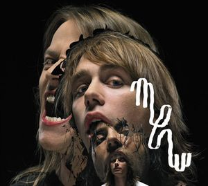 Mew - And the Glass Handed Kites CD (album) cover