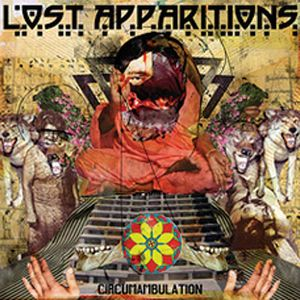 Lost Apparitions Circumambulation album cover