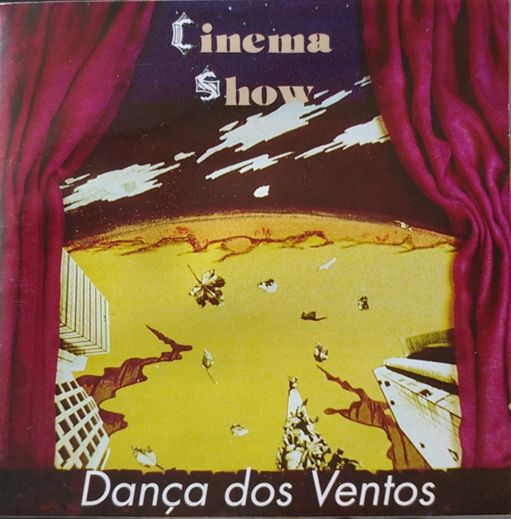 Dança Dos Ventos by CINEMA SHOW album cover