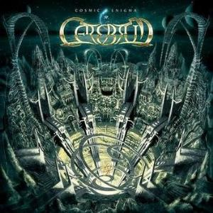 Cosmic Enigma by CEREBRUM album cover