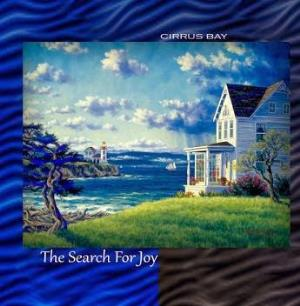The Search For Joy by CIRRUS BAY album cover