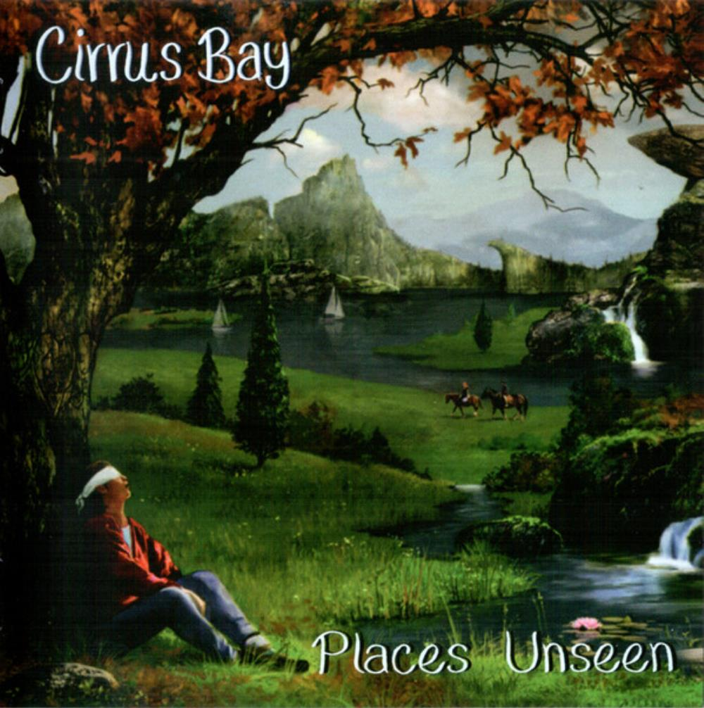 Places Unseen by CIRRUS BAY album cover