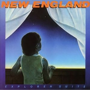 New England - Explorer Suite CD (album) cover