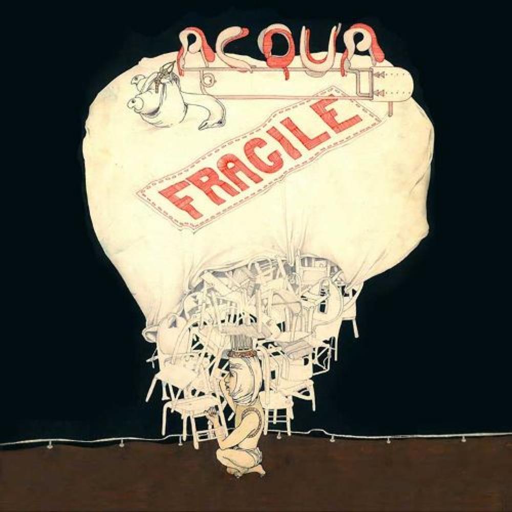 A New Chant by ACQUA FRAGILE album cover
