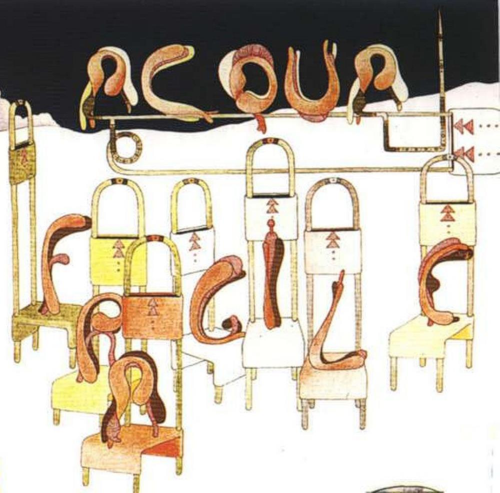Acqua Fragile Acqua Fragile album cover