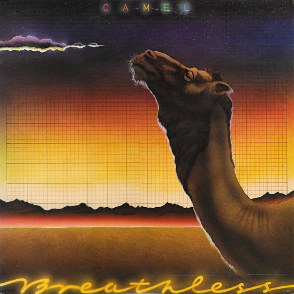 Camel Breathless album cover