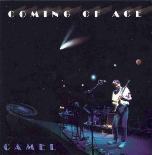 Camel Coming of Age album cover