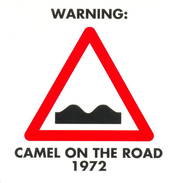 Camel - Camel on the Road  1972 CD (album) cover