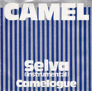 Camel Selva album cover