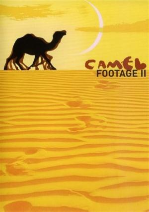 Camel Footage II album cover