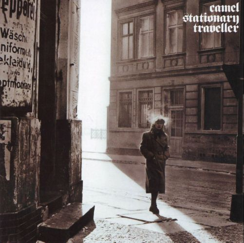 Camel - Stationary Traveller CD (album) cover