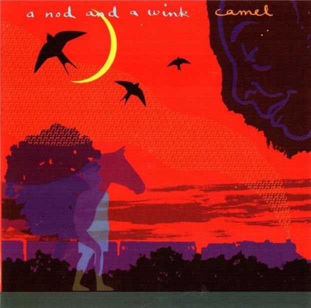 A Nod And A Wink by CAMEL album cover