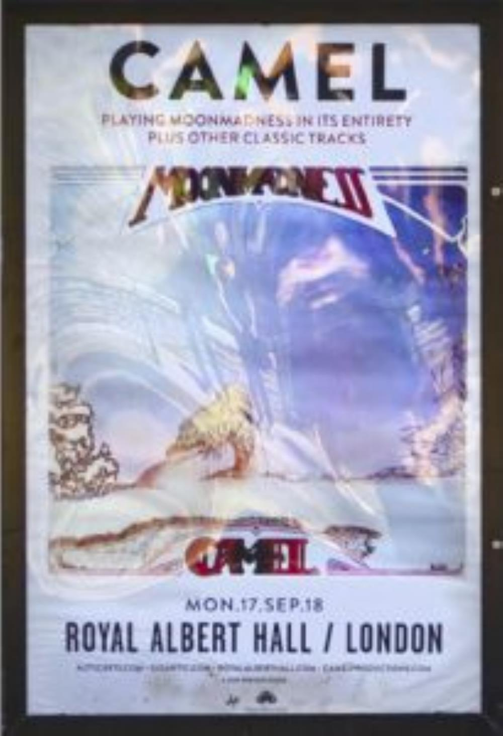 At The Royal Albert Hall by CAMEL album cover