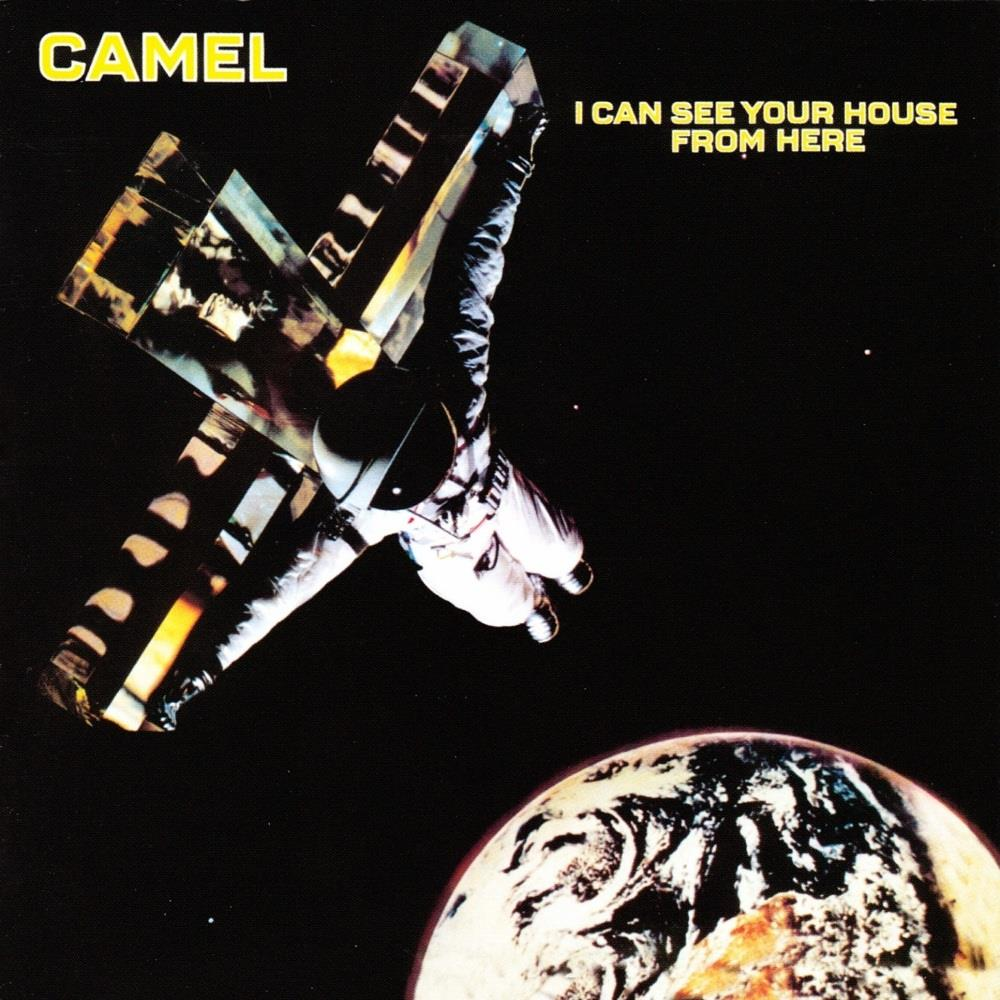 Camel I Can See Your House From Here album cover