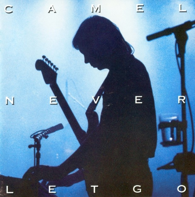 Camel Never Let Go album cover
