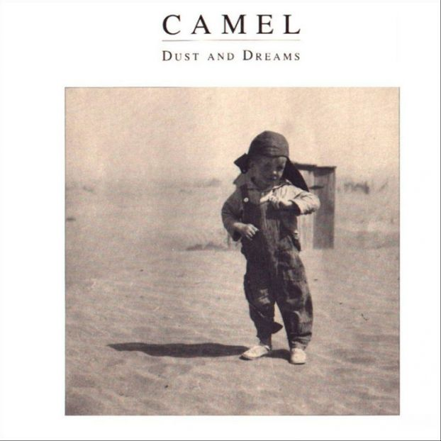 Camel Dust And Dreams album cover