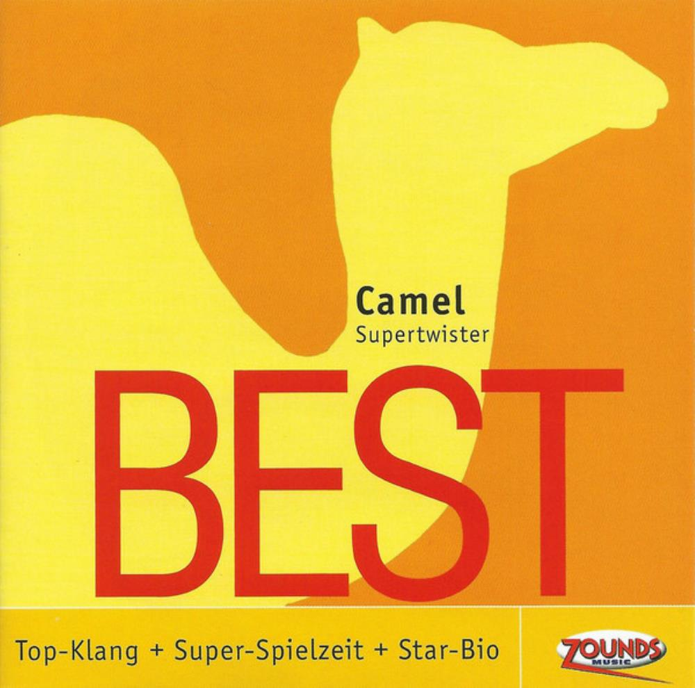 Camel Supertwister - Best album cover