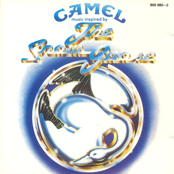 Camel - The Snow Goose CD (album) cover
