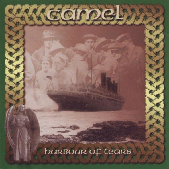 Camel - Harbour Of Tears CD (album) cover