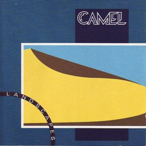 Camel Landscapes album cover