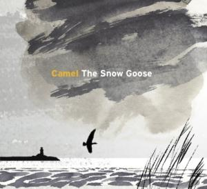 Camel - The Snow Goose (Re-recording) CD (album) cover