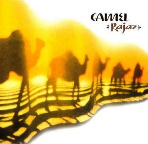 Camel - Rajaz CD (album) cover