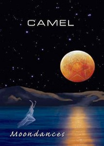 Camel - Moondances CD (album) cover