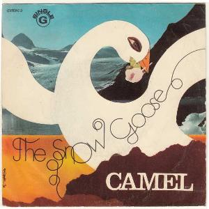 Camel The Snow Goose album cover