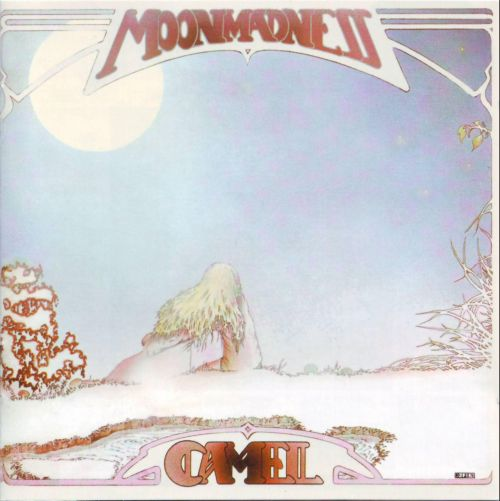 Camel Moonmadness album cover