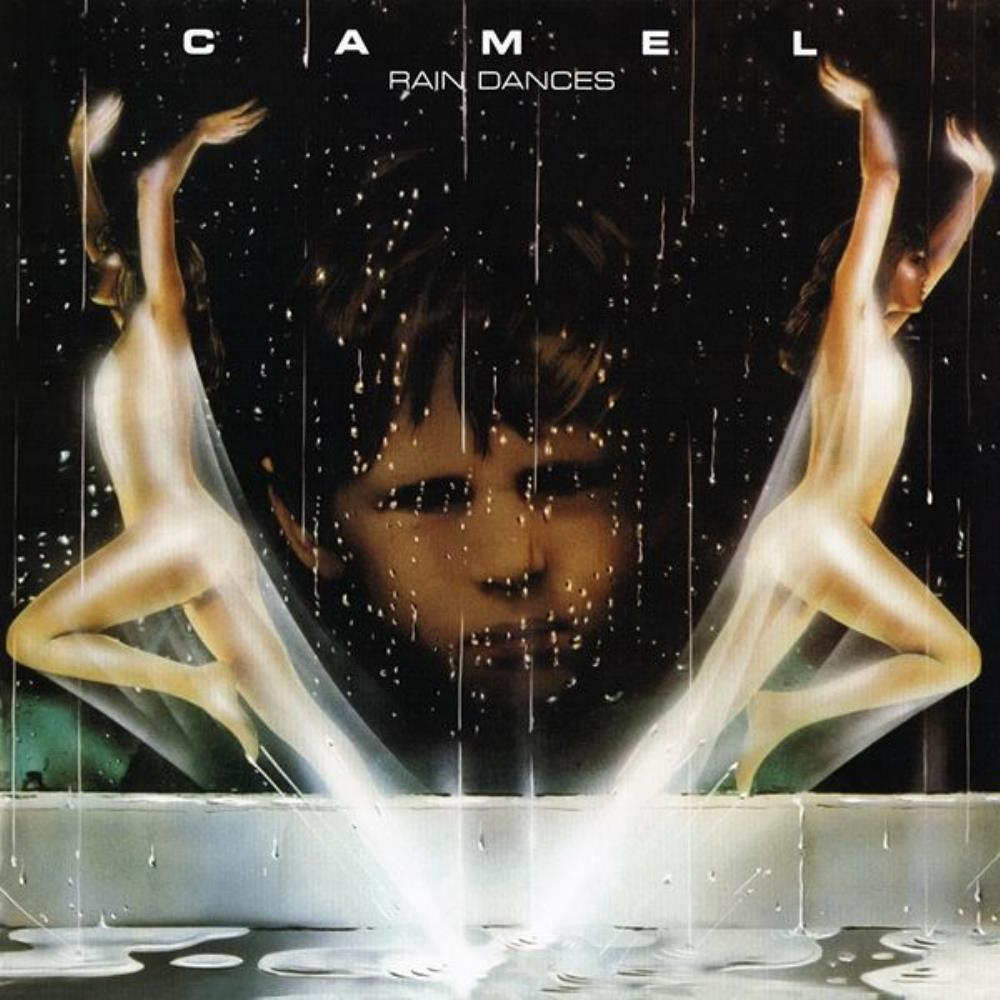Camel - Rain Dances CD (album) cover