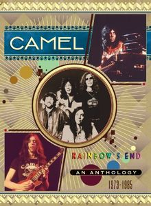 Camel - Rainbow's End - A Camel Anthology 1973 - 1985 CD (album) cover
