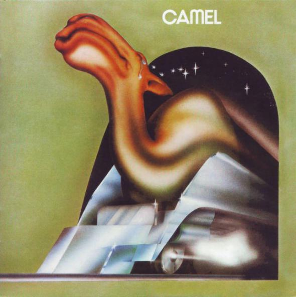 Camel - Camel CD (album) cover