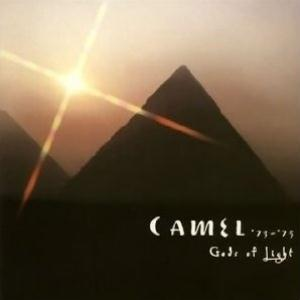 Camel - Camel 73 - 75 Gods of Light CD (album) cover