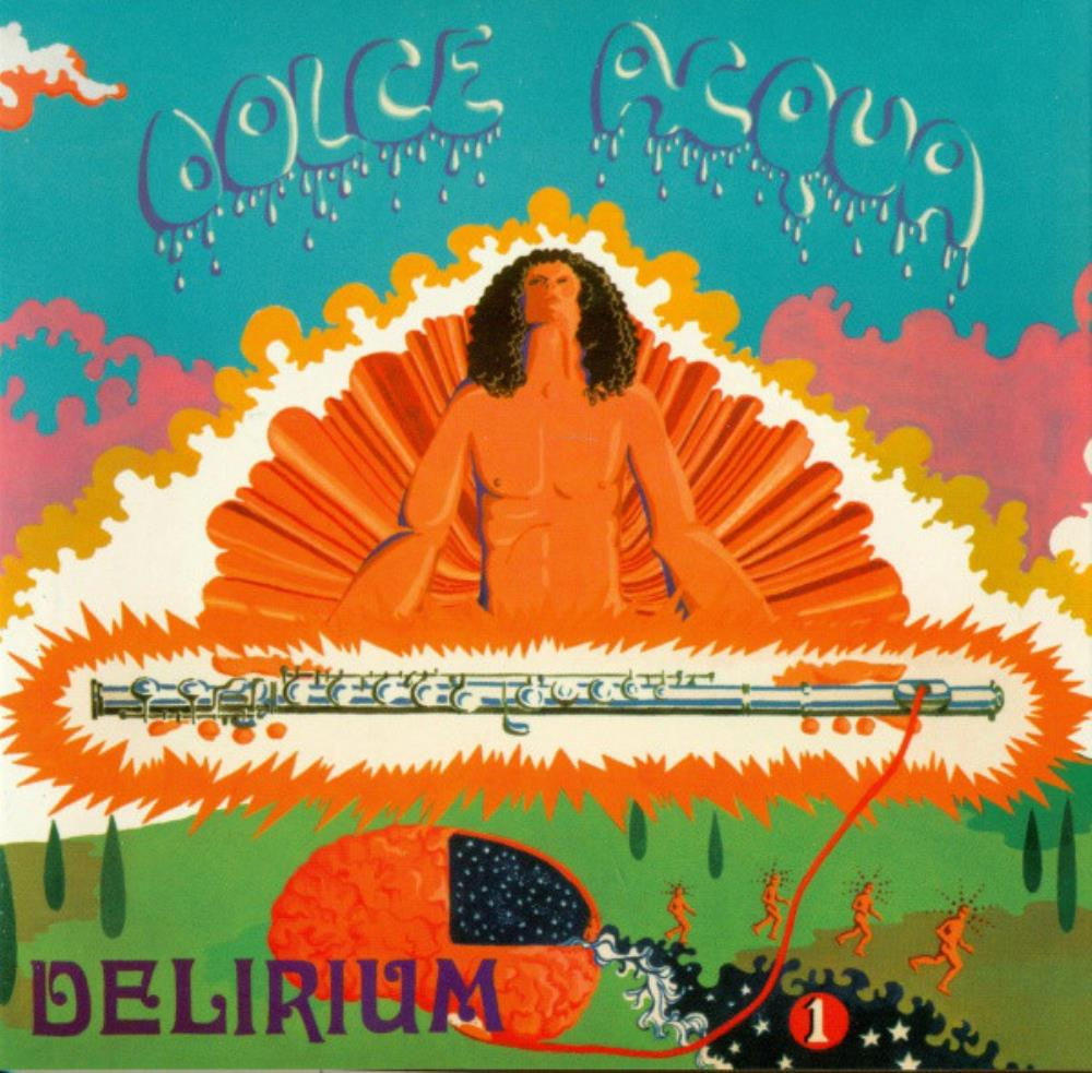 Dolce Acqua by DELIRIUM album cover