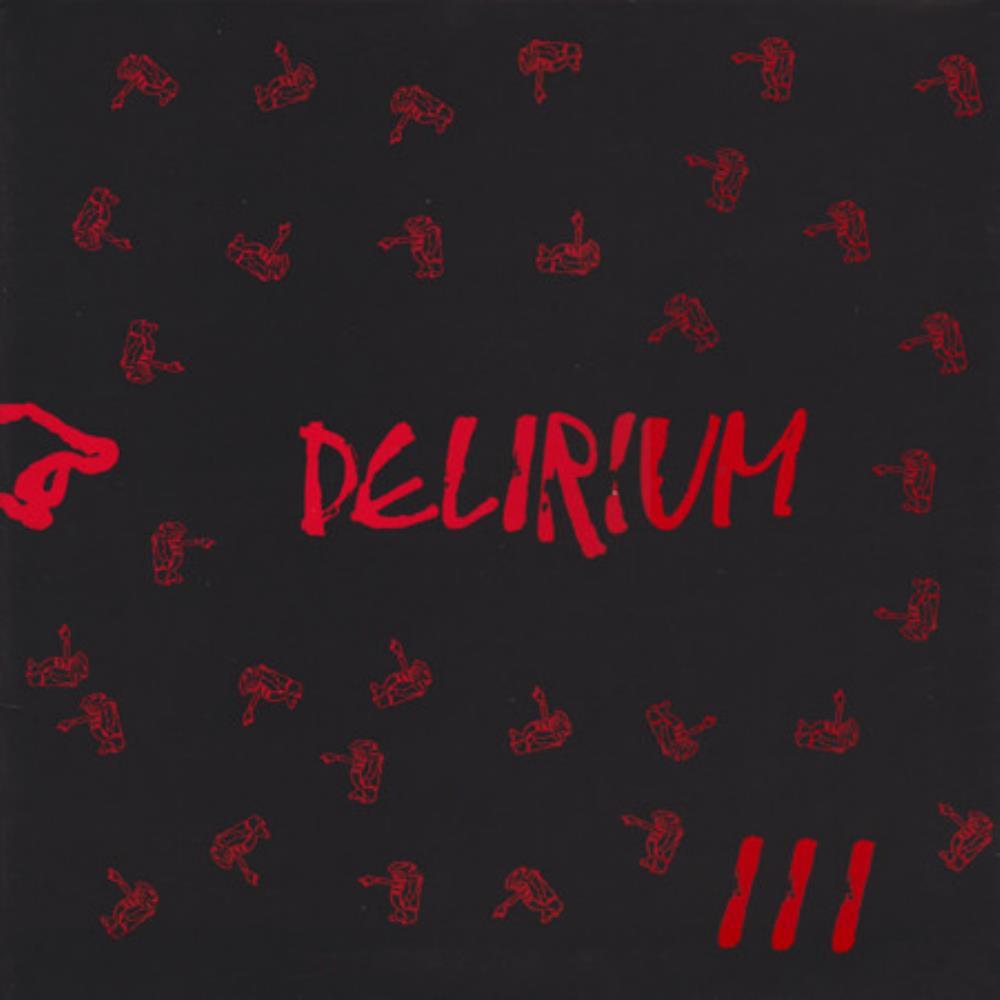 III (Viaggio Negli Arcipelaghi Del Tempo) by DELIRIUM album cover