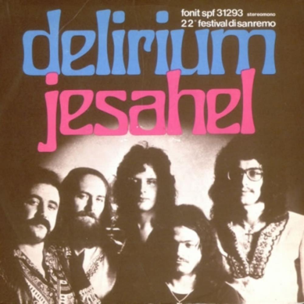 Jesahel/Kings Road by DELIRIUM album cover