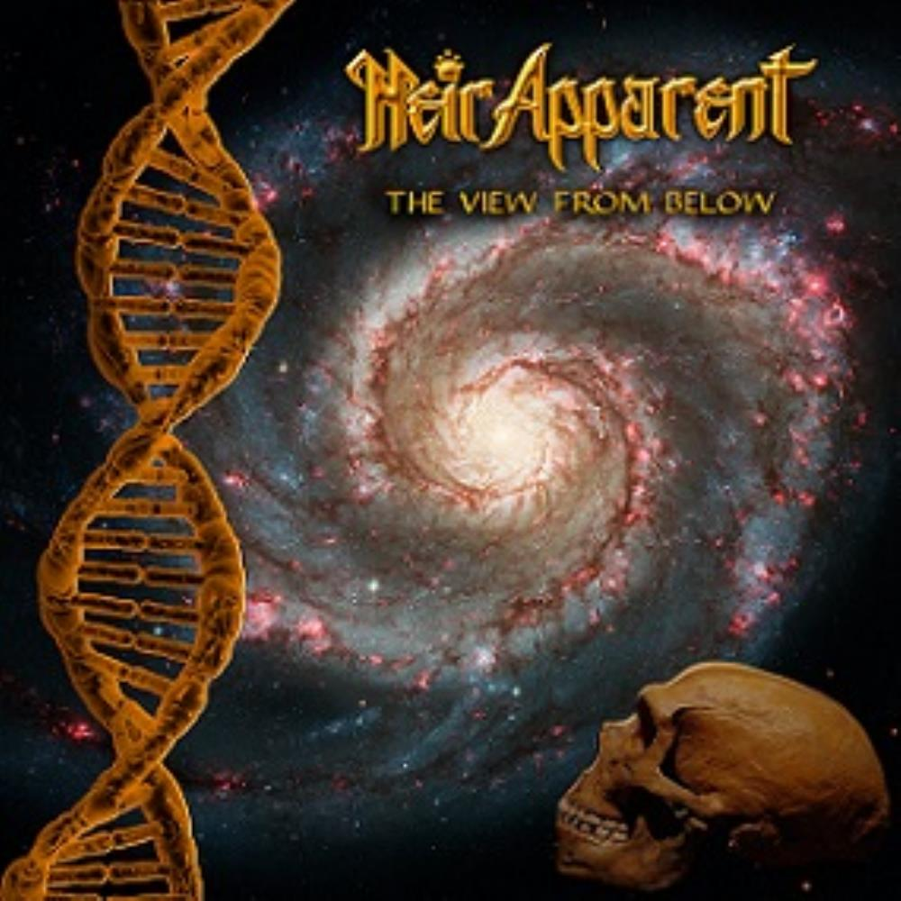 The View From Below by HEIR APPARENT album cover