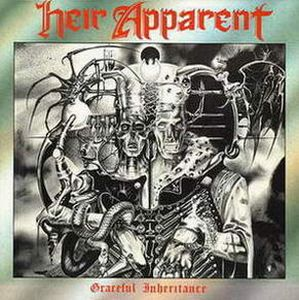Graceful Inheritance by HEIR APPARENT album cover
