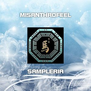 Sampleria by MISANTHROFEEL album cover