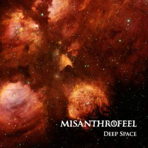 Misanthrofeel Deep Space album cover