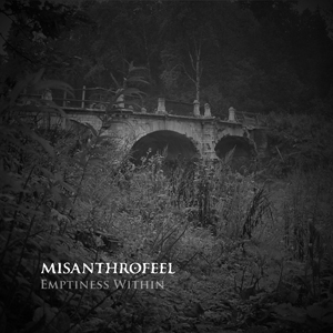Emptiness Within by MISANTHROFEEL album cover