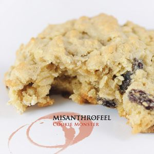 Cookie Monster by MISANTHROFEEL album cover