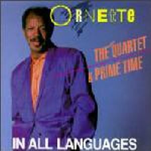 Ornette Coleman & Prime Time In All Languages album cover