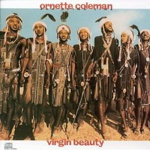 Ornette Coleman & Prime Time Virgin Beauty album cover