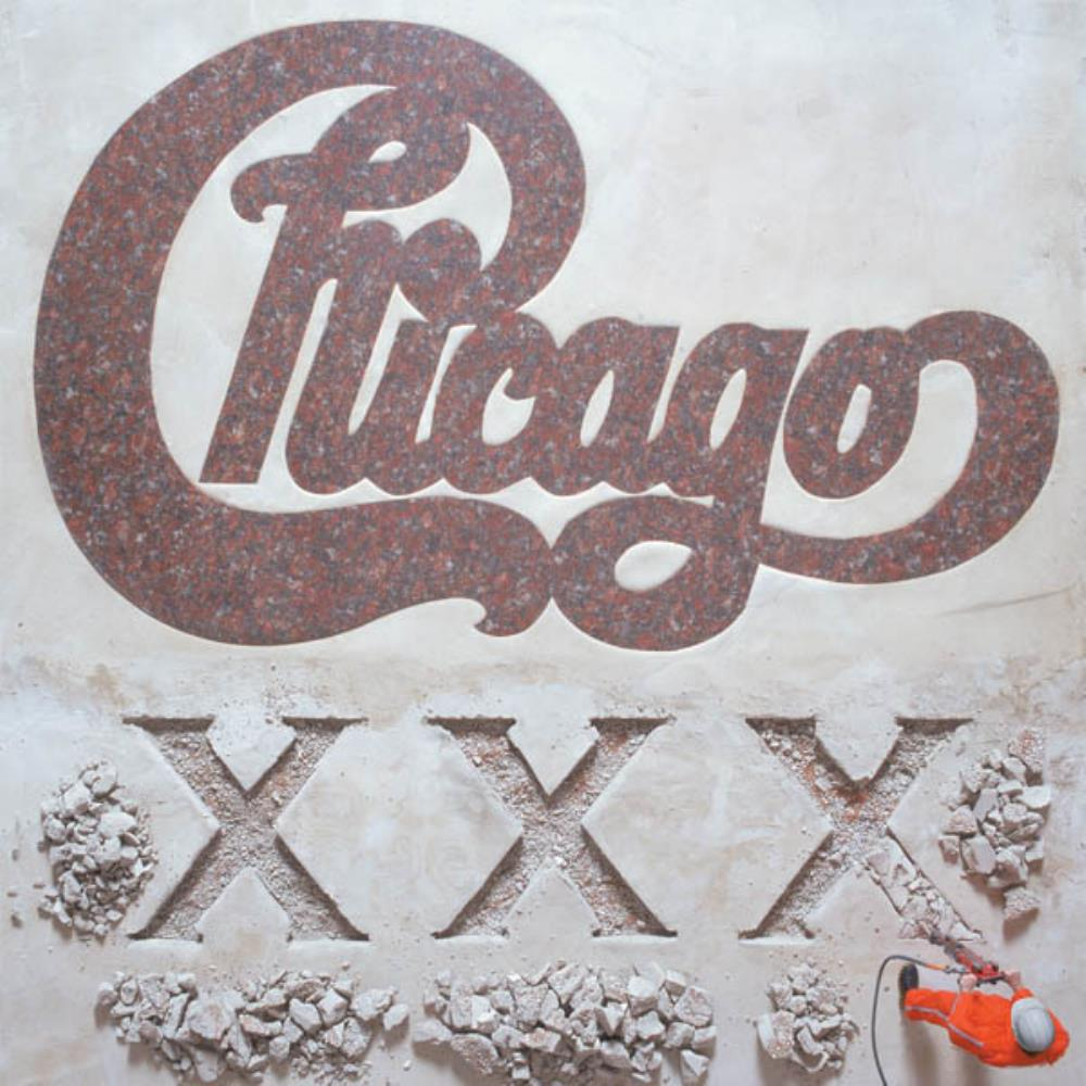 Chicago Chicago XXX album cover